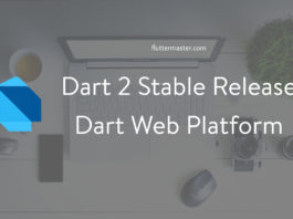Dart 2 Stable Release and the Dart Web Platform